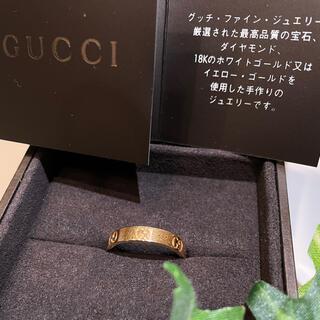 Gucci - GUCCI☆アイコンリング