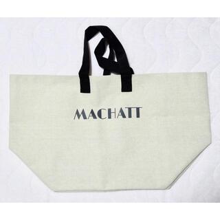 ドゥロワー(Drawer)のMachatt マチャット オリジナル エコバッグ ノベルティ(トートバッグ)