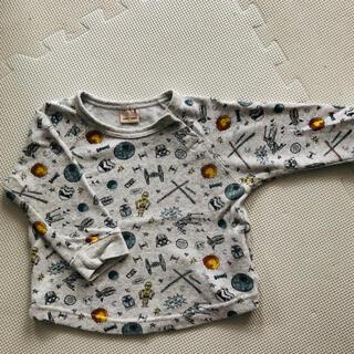 プティマイン(petit main)のプティマイン☆スターウォーズ柄トップス(Tシャツ)