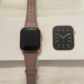 Apple Watch - Apple Watch series6 GPSモデル 40mm