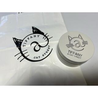 ティファニー(Tiffany & Co.)のティファニー 缶 キャットストリート クッキー(その他)