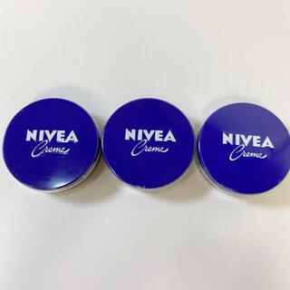 ニベア(ニベア)のニベア 大缶 新品未開封 3個セット 169g×3(ボディクリーム)