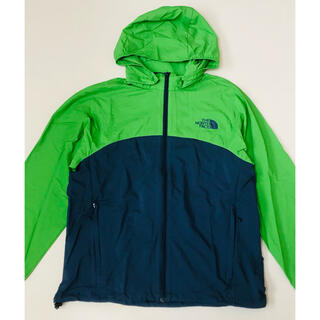 THE NORTH FACE - NORTH FACE ノースフェイス kids ナイロンパーカー 美品 140