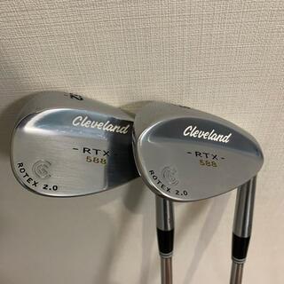 Cleveland Golf - クリーブランド RTX588