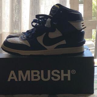 AMBUSH - AMBUSH NIKE Dunk HI