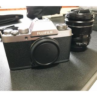 富士フイルム - FUJI FILM X−T100  XF18-55mm f2.8-4