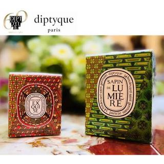 diptyque - 〈新品・未開封〉ディプティック キャンドル 2点セット クリスマス 限定品