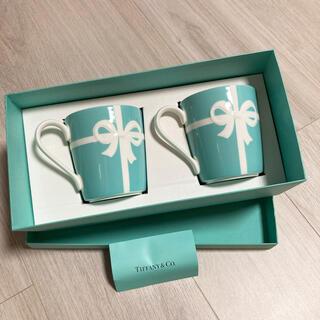 ティファニー(Tiffany & Co.)のティファニー マグカップ(食器)