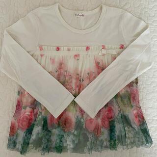 ニットプランナー(KP)の120cm KP転写プリントカットソー(Tシャツ/カットソー)
