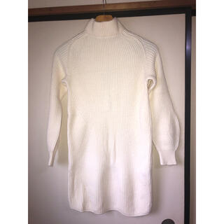 マックスアンドコー(Max & Co.)のMax&Co セータードレス(ニット/セーター)