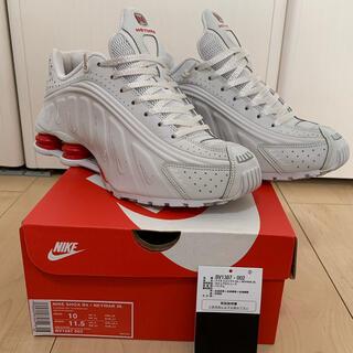 NIKE - Nike shox R4 ネイマールコラボ 28cm