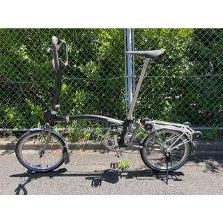ブロンプトン(BROMPTON)のchicken_george1980様 専用 BROMPTON H①(自転車本体)
