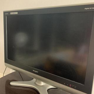 アクオス(AQUOS)のシャープAQUOS32(テレビ)