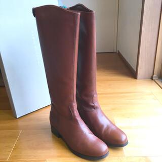 ファビオルスコーニ(FABIO RUSCONI)の美品 FABIO RUSCONI  ロングブーツ(ブーツ)