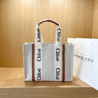 Chloe - 海外限定-1枚7000円トートバッグ【CHLOE】-80002