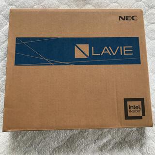 エヌイーシー(NEC)の新品未開封 NEC  ノートPC PM750BAG (ノートPC)
