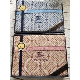 BURBERRY - バーバリー タオルケット シングル