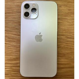 Apple - iPhone 12 pro 256GB シルバー