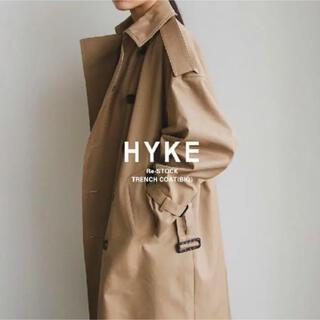 ハイク(HYKE)のHYKE ハイク  ビッグロング トレンチコート(トレンチコート)