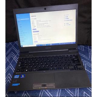 東芝 - Dynabook R631 core i5 Win10  msata SSD