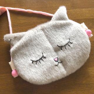 プティマイン(petit main)の猫ちゃんポシェット(バッグ)