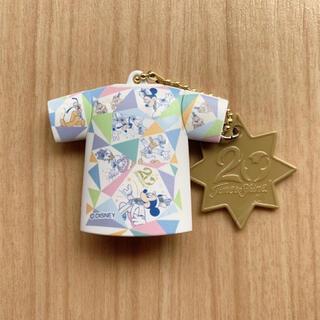 Disney - 東京ディズニーシー 20周年 カプセルトイ シャツ