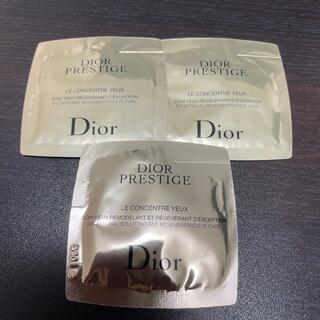 ディオール(Dior)のDior プレステージ 目元用クリーム(アイケア/アイクリーム)