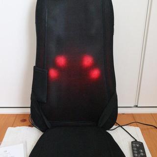 ドクターエアー 3DマッサージシートS ブラック