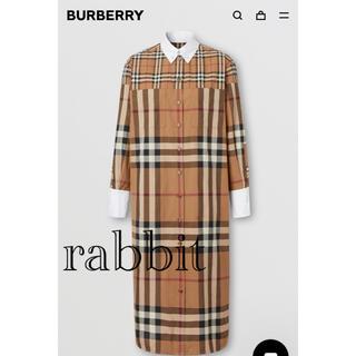 バーバリー(BURBERRY)のBurberry  2021年購入人気ワンピース❣️nmama様 ご予約です❣️(ロングワンピース/マキシワンピース)