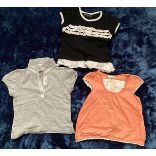 サンカンシオン(3can4on)の女の子夏服まとめ売り(Tシャツ/カットソー)