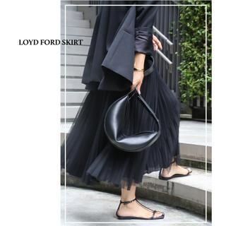 DEUXIEME CLASSE - ドゥーズィエムクラス  【LOYD FORD/ロイド フォード】 スカート