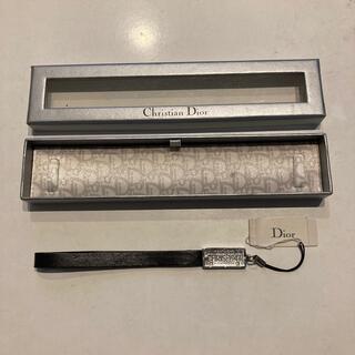 ディオール(Dior)のDior MONTAIGNE CHRIS 1947 ストラップ 未使用品(ストラップ/イヤホンジャック)