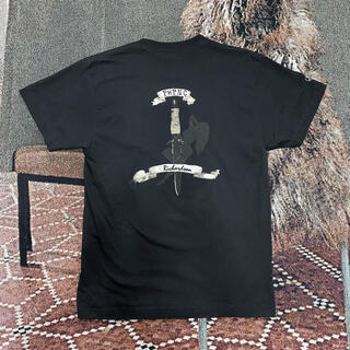 HYSTERIC GLAMOUR - richardson 18aw dagger girl s/s tee