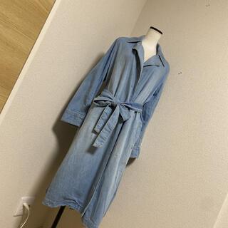 ダブルスタンダードクロージング(DOUBLE STANDARD CLOTHING)の美品ダブルスタンダードクロージングロングコート(ロングコート)