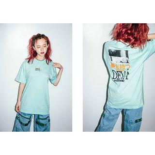 エックスガール(X-girl)のX-girl Tシャツ medium(Tシャツ(半袖/袖なし))