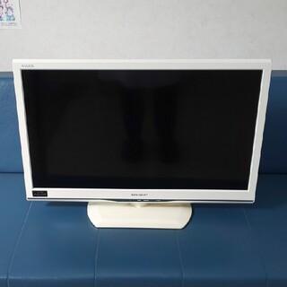 アクオス(AQUOS)のSHARP 液晶テレビ ジャンク品(テレビ)