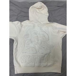 Supreme - Supreme smurfs Hooded Sweatshirt