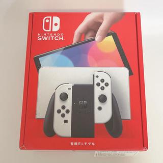 Nintendo Switch - Nintendo Switch 新型 有機 elモデル ホワイト
