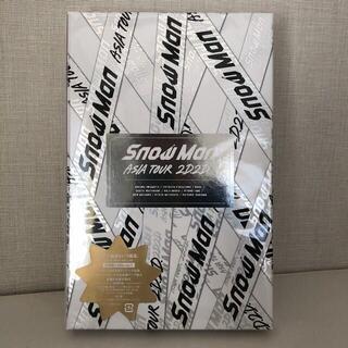 Johnny's - 【廃盤】【新品】Snow Man ASIA TOUR 2D.2D. 初回盤3枚組