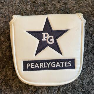 PEARLY GATES - パーリーゲイツ パターカバー マレット型 ゴルフ
