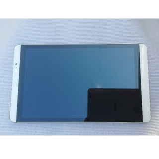エヌティティドコモ(NTTdocomo)の【ジャンク品】docomo  dtab d-02H iPad 本体のみ(タブレット)