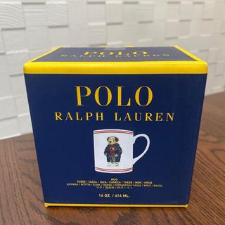 ポロラルフローレン(POLO RALPH LAUREN)のポロ ラルフローレン 冬 ポロベア マグカップ(食器)