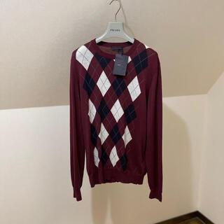 PRADA - prada 2018-19 silk wook knit ニット セーター