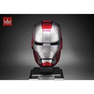 AUTOKING 1/1 アイアンマン マーク5 MK5 ヘルメット マスク