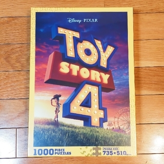 トイストーリー4 ディズニー ジグゾーパズル1000ピース(非売品)