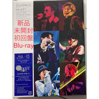 Johnny's - 【未開封】SixTONES on eST (Blu-ray初回盤) oneST