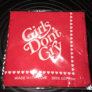 GDC - girls don't cry バンダナ ハンカチ