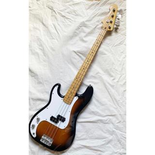 フェンダー(Fender)の90'sヴィンテージ フェンダージャパン プレシジョンベース レフティ(エレキベース)
