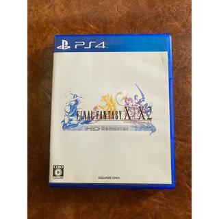 PlayStation4 - PS4 ファイナルファンタジーX/X-2 HD Remaster