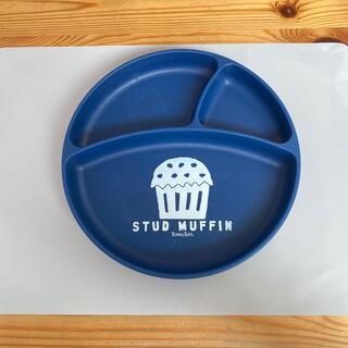 ニトリ(ニトリ)のBELLA TUNNO シリコン皿とシリコンマットのセット(プレート/茶碗)